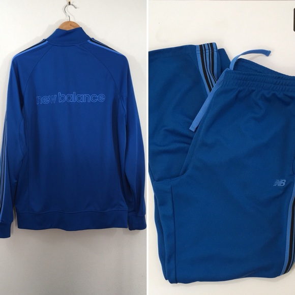 6ebdd50ad96ad New Balance Jackets & Coats | Mens Nb Track Jacket And Matching ...